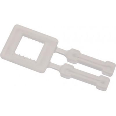 Boucles pour feuillard en plastique autobloquantes à picots