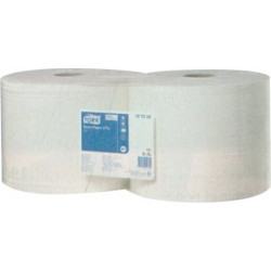 Papier essuyage pure ouate blanche