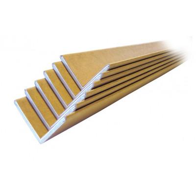 Cornières pour palette en carton