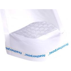 Pochettes matelassées bulles / couverture kraft