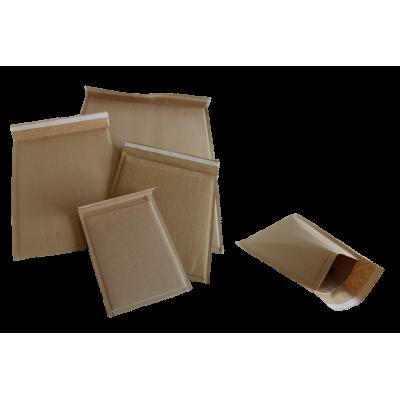 Pochette matelassée carton ondulé