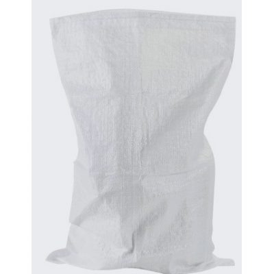 Sacs tissés renforcé en polypropylène blanc