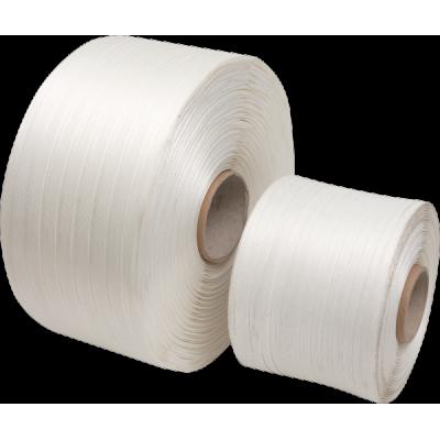 Cerclage feuillard textile fil à fil
