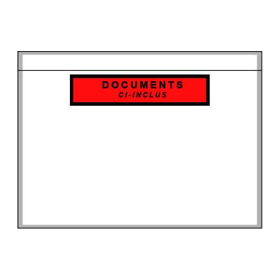 Pochette documents ci-inclus